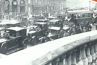 Circulation années 1920