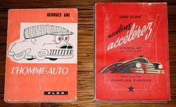 Les années 50 l'auto reine