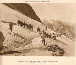 Col de Burzil