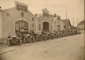 Citroën Louhans vers 1920-1000