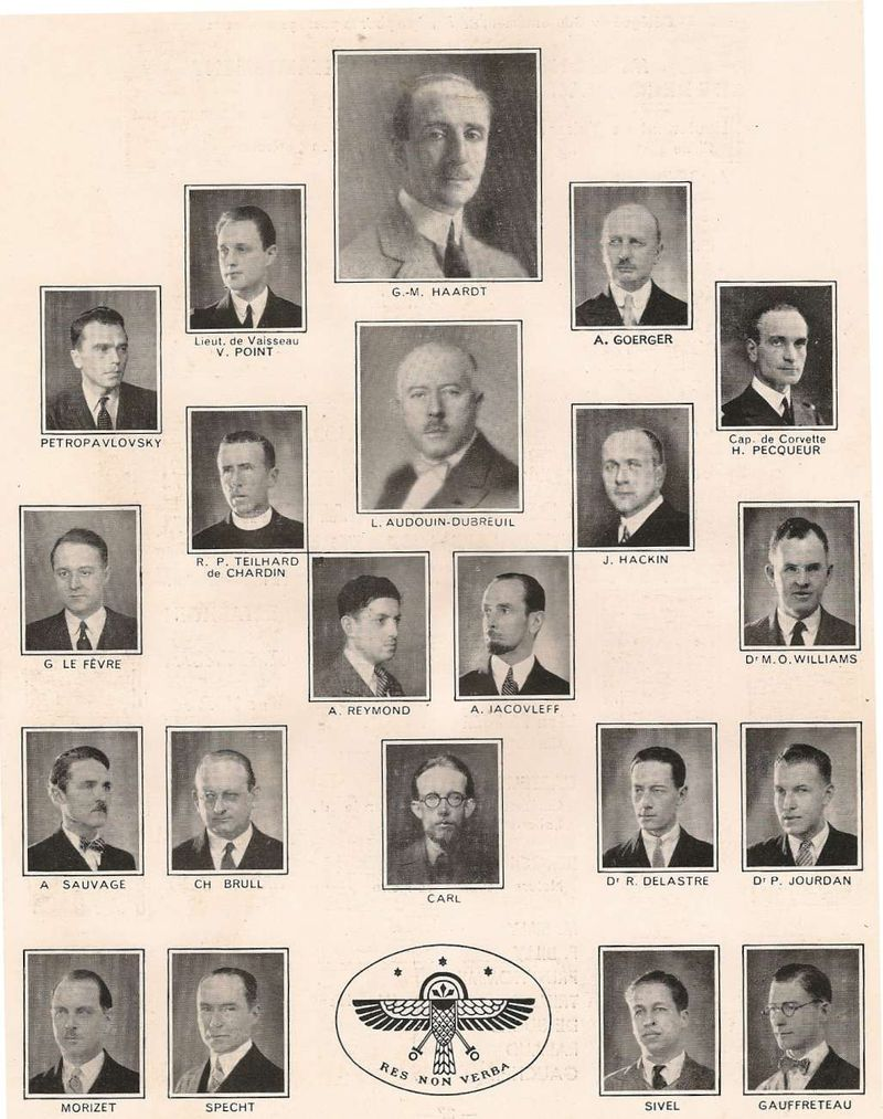 Membres expédition