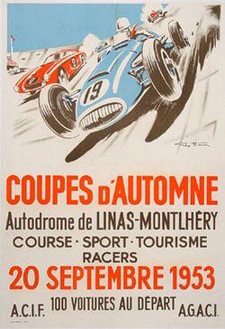 Coupe d'automne 1953