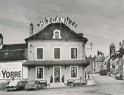 Chez Camille, années 50