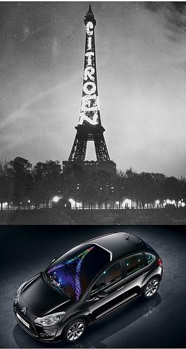 Tour Eiffel C3