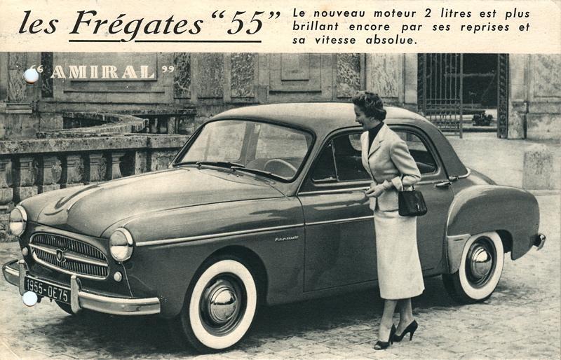 Renault fregate 55