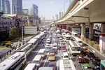 Traffic_in_shangai